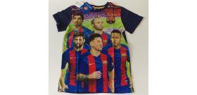"""Detské tričko FC Barcelona """"players"""" (cc)"""