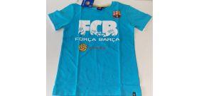 "Chlapčenské tričko FC Barcelona ""FCB"" (cc)"