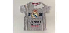 Tričko RM šedé - Junior (cc)