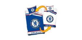 """Posteľné obliečky Chelsea FC obojstranné """"BLUE/WHITE"""" (ffcz)"""