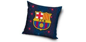 Obliečka na vankúš FC Barcelona LOGO