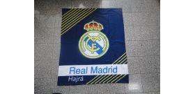 """Fleecová deka Real Madrid - tmavomodrá 120 x 150 cm """"cc"""""""