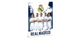 """Obal na spisy Real Madrid """"PLAYERS"""" A/4 (ars)"""