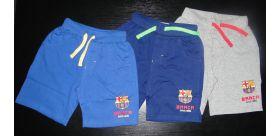 "Chlapčenské bavlnené trenírky FC Barcelona ""CC"""