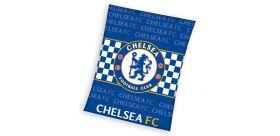 Fleecová deka FC Chelsea