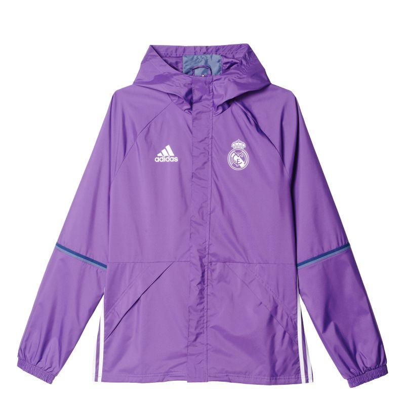 Adidas Real Madrid Rain Jacket 2016/17