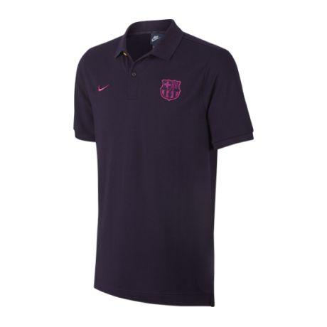 Nike FC Barcelona polokošela 2016/17 - fialová