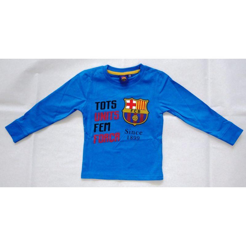 """Detské tričko FC Barcelona """"hráči"""""""