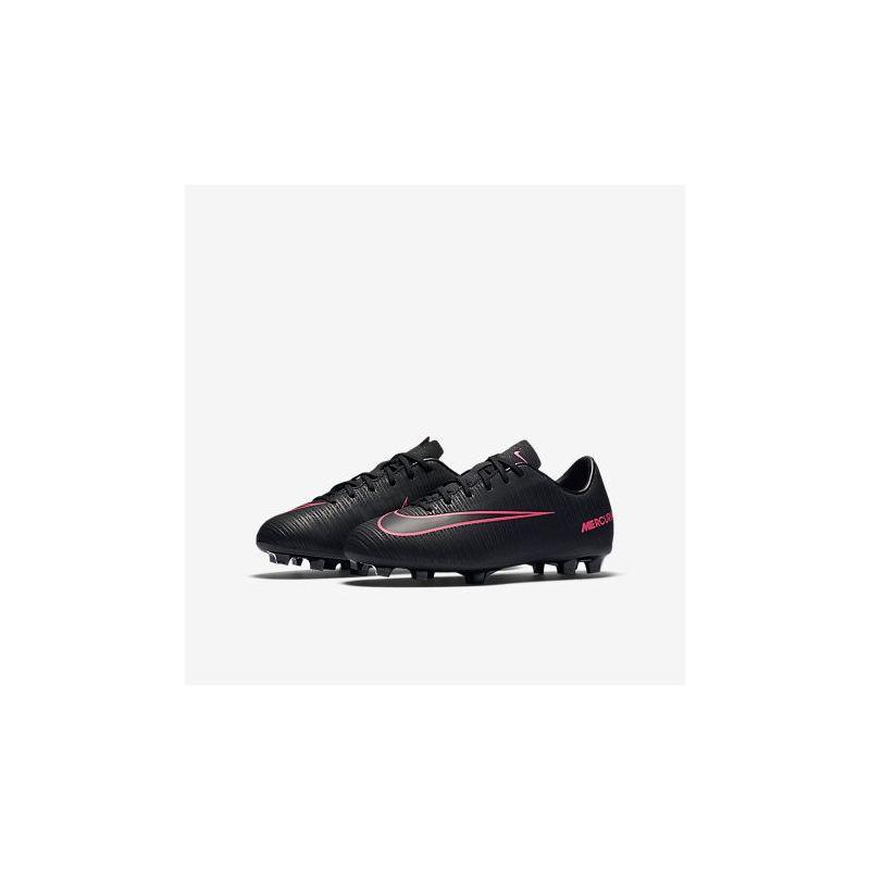 Nike JR Mercurial VAPOR XI AG BLACK + darček z náho obchodu grátis !