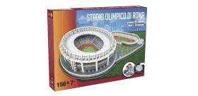 3D Puzzle Stadio Olimpico - AS Roma