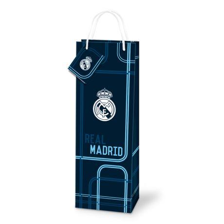 Darčeková taška na fľašu Real Madrid