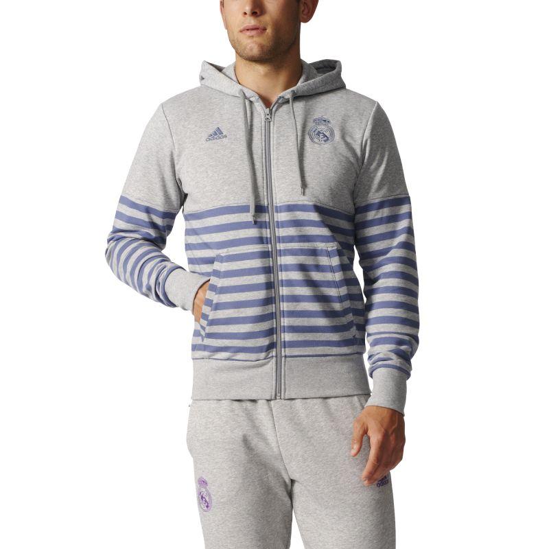 Adidas Real Madrid Seasonal Special Hoodie 2016/17 - šedá + darček z nášho obchdou grátis !