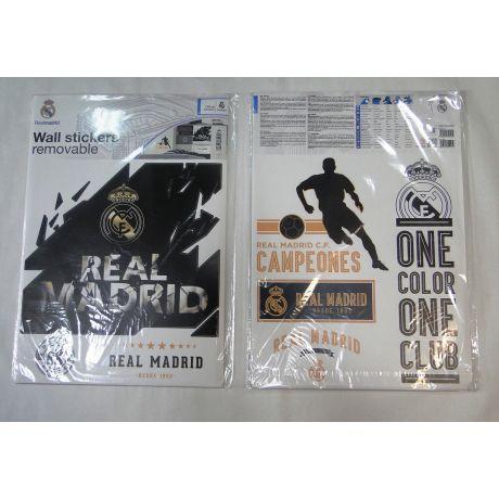 "Samolepiace nálepky na stenu Real Madrid ""Players"" MAXI"