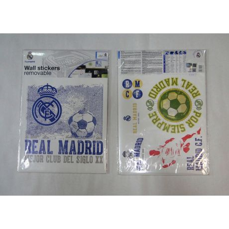 "Samolepiace nálepky na stenu Real Madrid ""Players"""