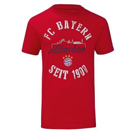 "Pánske tričko FC Bayern Munchen ""1900"""