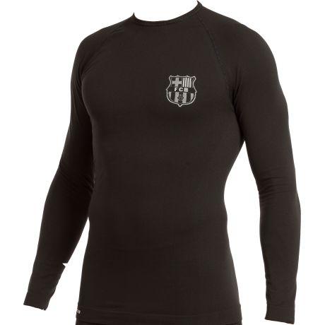 Detské termo tričko s dlhým rukávom FC Barcelona