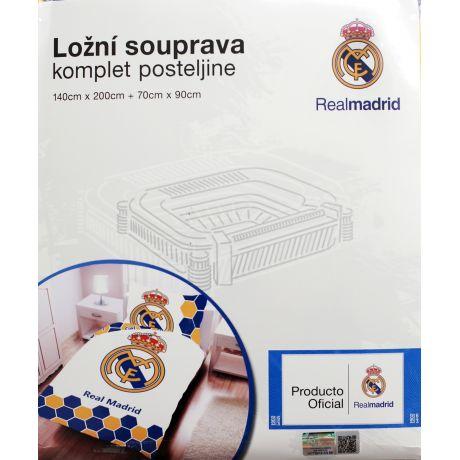 Posteľné obliečky Real Madrid NEW (cc)