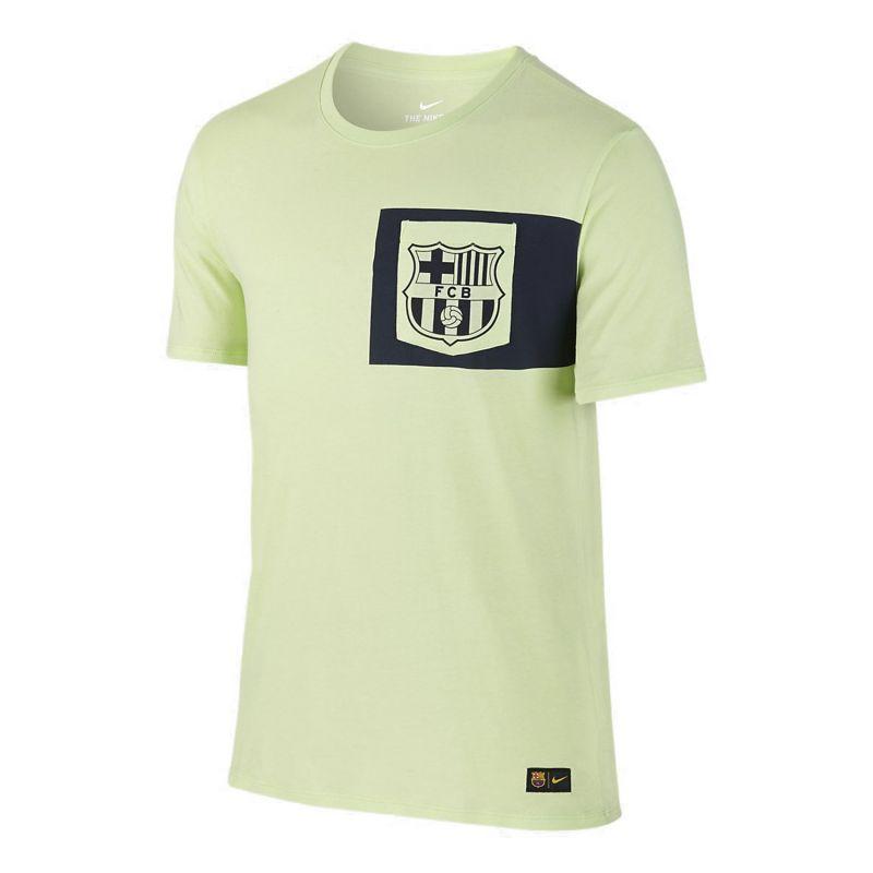 Nike FC Barcelona Crest Tee + darček z nášho obchodu grátis!