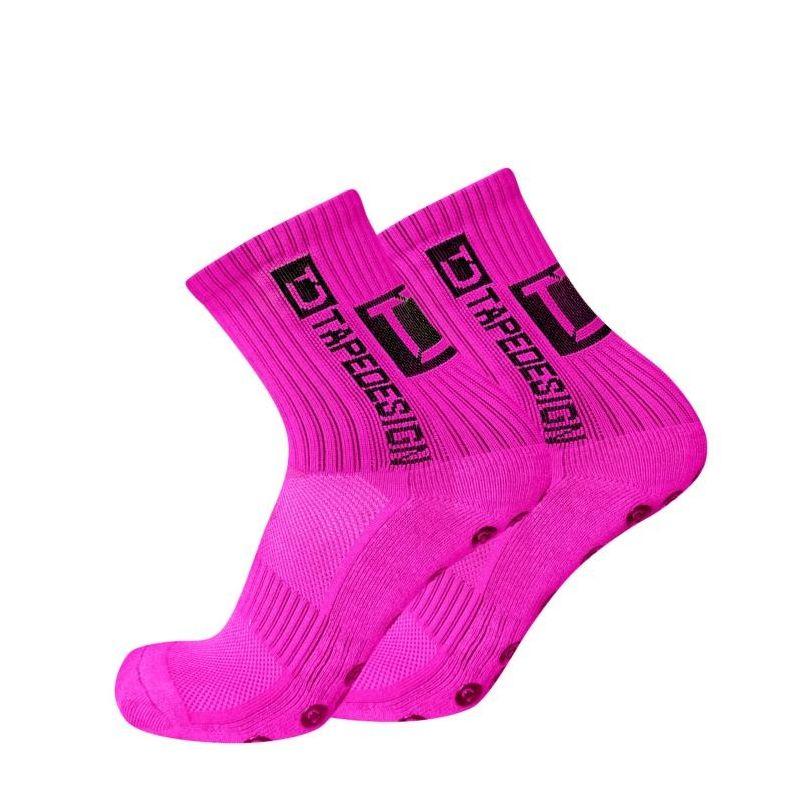 TapeDesign protišmykové ponožky (rôzne farby)