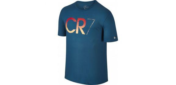 Nike Men's Ronaldo TEE - Blue