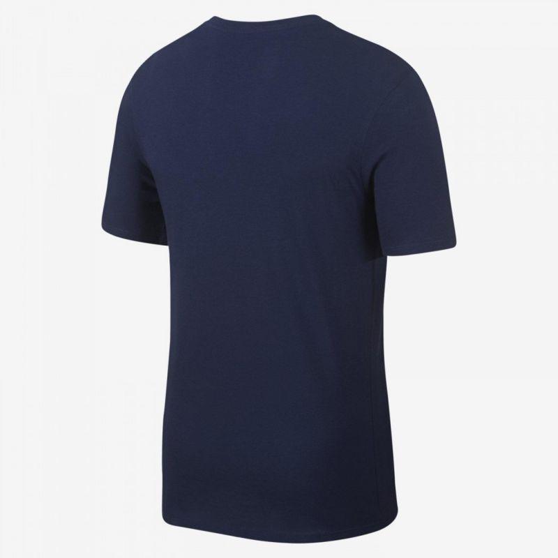 Nike pánske tričko FC Barcelona - tmavomodré + darček z nášho obchodu GRATIS!