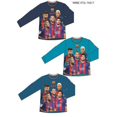 "Detské tričko FC Barcelona s dlhým rukávom ""BARÇA"""