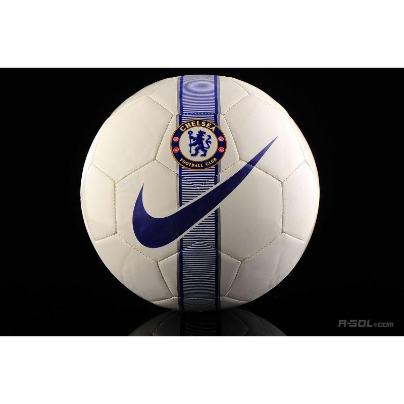 Nike Chelsea FC supporters - futbalová lopta + darček vak na prezúvky!