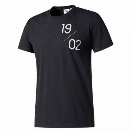 Tričko Adidas Real Madrid SGR TEE 2 čierne + darček z nášho obchodu grátis!