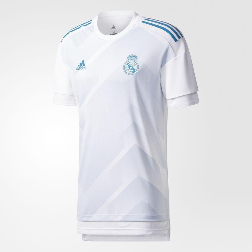 5950ceeb15747 Dres Adidas Real Madrid Home tréningový + darček z nášho obchodu grátis! -  AGsport | SK