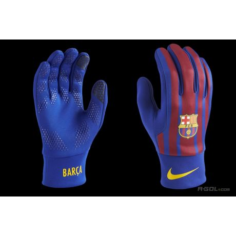 Rukavice Nike FC Barcelona + darček z nášho obchodu grátis!