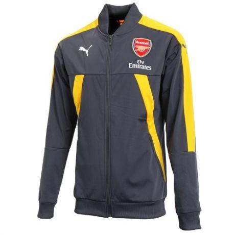 Pánska mikina Puma AFC Stadium Jacket Arsenal