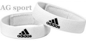 Držiak na štulpne Adidas - biela