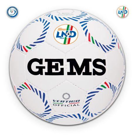 Gems Vertigo Official LND Italia futsalová lopta