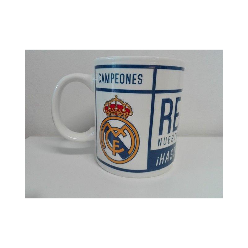 Hrnček Real Madrid Campeones