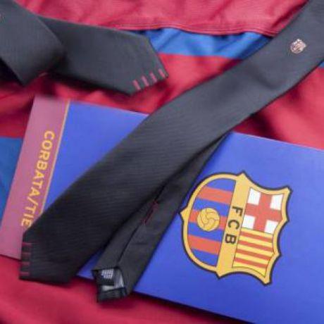 Kravata FC Barcelona