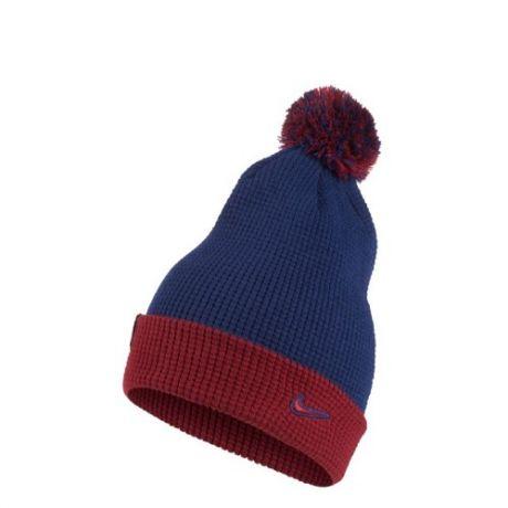 Zimná čiapka Nike FC Barcelona