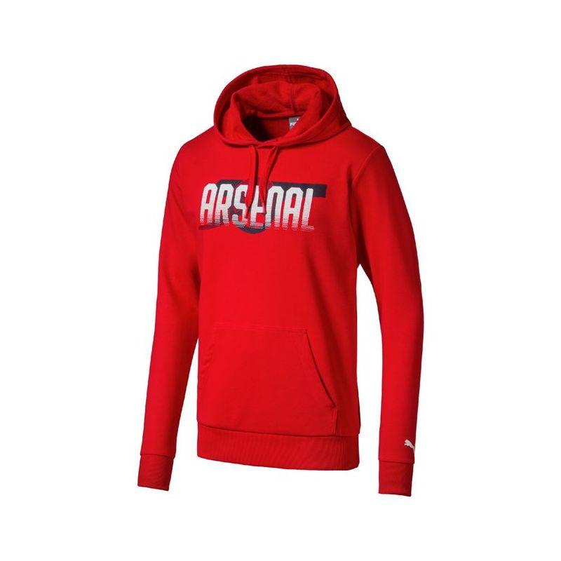Pánsky pulover Puma Arsenal FC Fan Cnnon Hoody