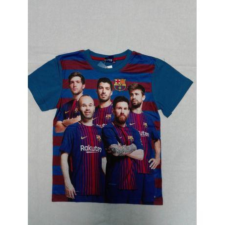 Detské tričko FC Barcelona Players