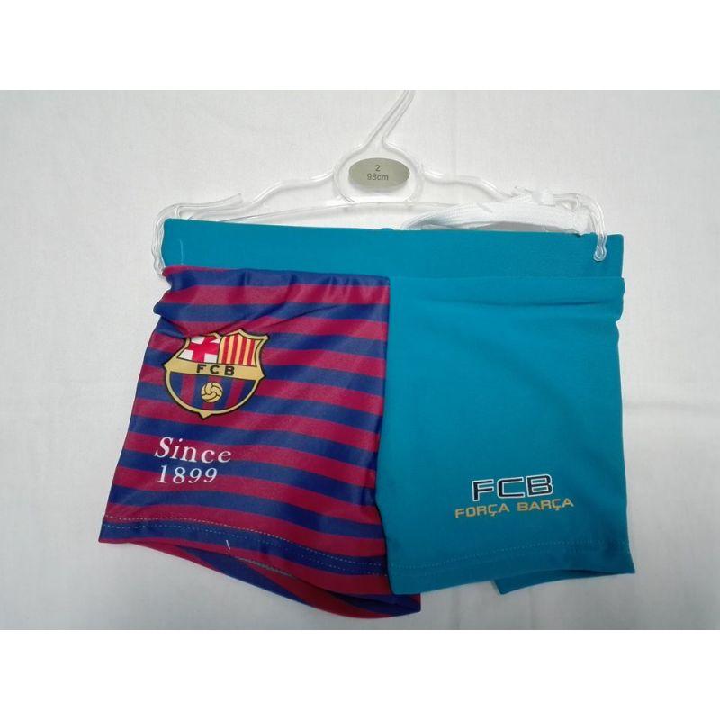 Detské plavky FC Barcelona