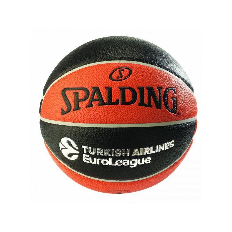 6598a05e8e Basketbalová lopta Spalding SPALDING EUROLEAGUE TF 1000 LEGACY ...