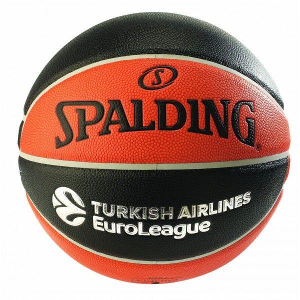 40766d8280 Basketbalová lopta SPALDING EUROLEAGUE TF 1000 LEGACY - AGsport