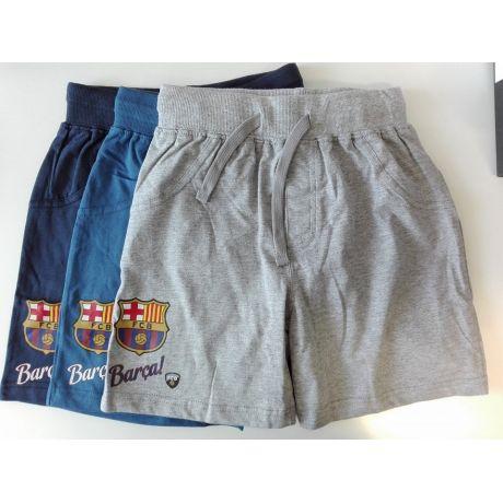 Detské krátke nohavice FC Barcelona (CC)