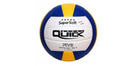 Volejbalová lopta Quick Sport PU Super Soft FIVB VC