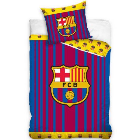Posteľné obliečky FC Barcelona stripes