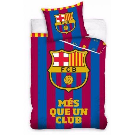 Posteľné obliečky FC Barcelona Més Que Un Club