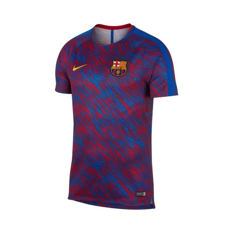 e089bc801cb5c ... Futbalový dres Nike Barcelona Squad 2018/19 + darček z nášho obchodu