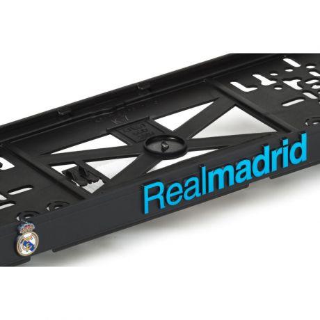 Podložka pod ŠPZ Real Madrid - sada 2ks