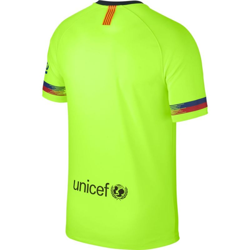 Futbalový dres Nike FC Barcelona Top Away + darček z nášho obchodu !