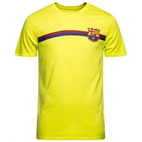 Pánske tričko Nike FC Barcelona Tee Crest + darček z nášho obchodu !