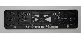 Podložka pod ŠPZ Atlético de Madrid - sada 2 ks